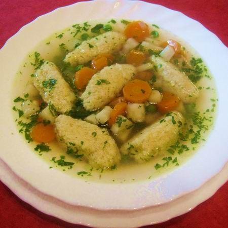 Egy finom Zöldséges daragaluska-leves ebédre vagy vacsorára? Zöldséges daragaluska-leves Receptek a Mindmegette.hu Recept gyűjteményében!