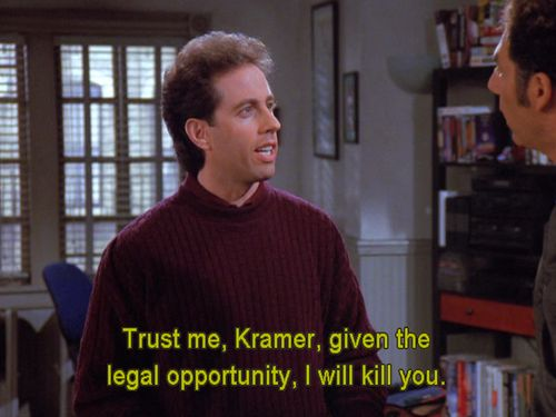 Seinfeld Quotes Classy 826 Best Seinfeld Quotes & Stuff Images On Pinterest  Seinfeld