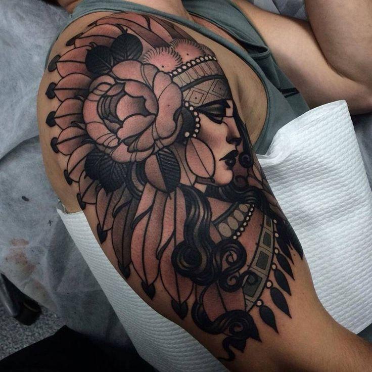 100 Tatuagens Masculinas mais Usadas! – Fotos de Tatuagens