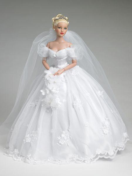 Cinderella Bride - Cinderella Collection - Tonner Doll Company