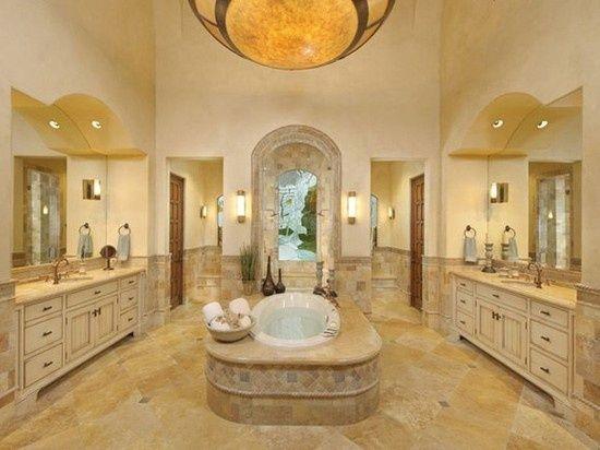mediterranean bathroom decor   Mediterranean Bathroom Design, Pictures, Remodel, Decor and Ideas ...