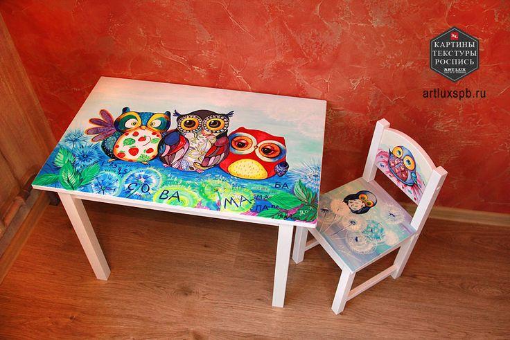 роспись детской мебели - Поиск в Google
