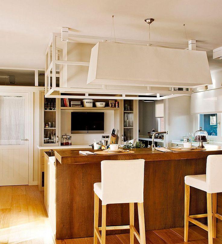 adelaparvu.com despre casa deschisa catre gradina, casa tip bungalou Spania, design Roger Bellera (9)
