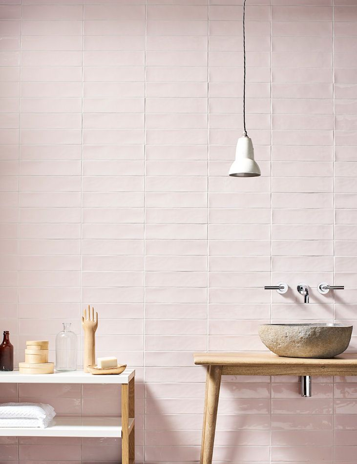 Brand New For 2016 | Gelato Rose Gloss Tiles From Our Colour Palette  Collection | Pink Part 93