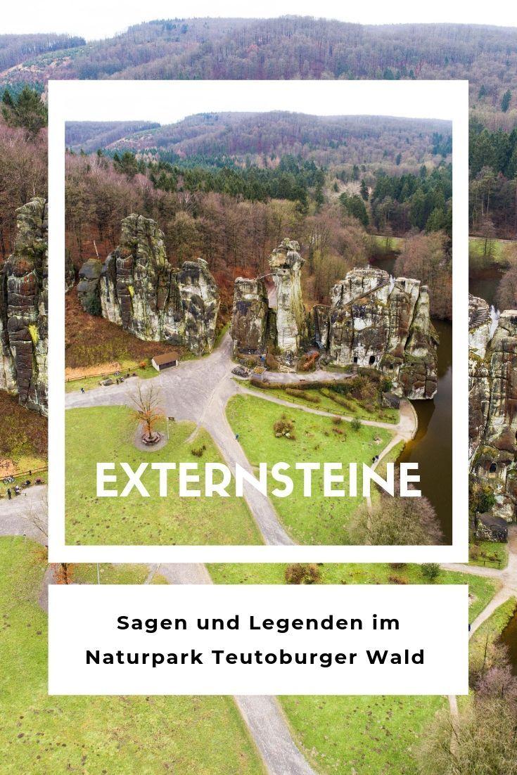 Externsteine In Horn Bad Meinberg Externsteine Tourismus Teutoburger Wald