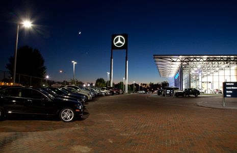 Collection auto group 39 s fort mitchell location is the for Mercedes benz dealership locations