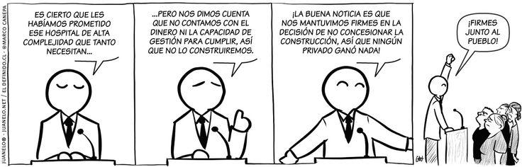 Juanelo - Hospitales