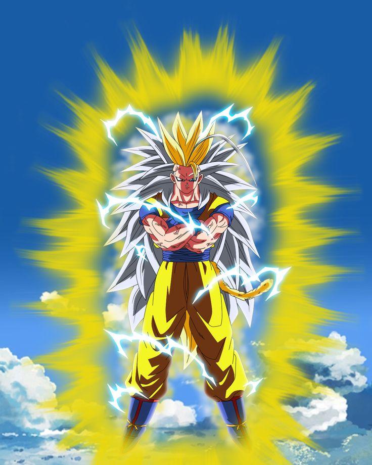 Goku Super Saiyajin 8 By Gonzalossj3 On Deviantart Anime Dragon Ball Super Dragon Ball Super Artwork Anime Dragon Ball