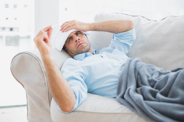 """To most,""""man flu""""is thought of as a pejorative, a way of teasing men who are complaining perhaps a little too much about the cold or influenza virus they've picked up. However, a new piece of research suggests that man flu may be an actual condition that men suffer from."""