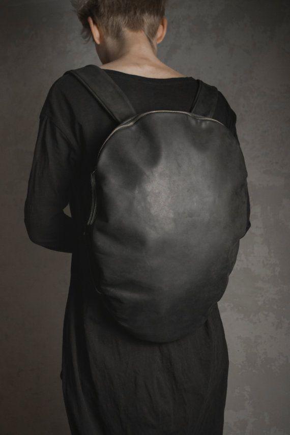 Cuir femme sac à dos sac à dos sac à dos en cuir par PARTEMshop