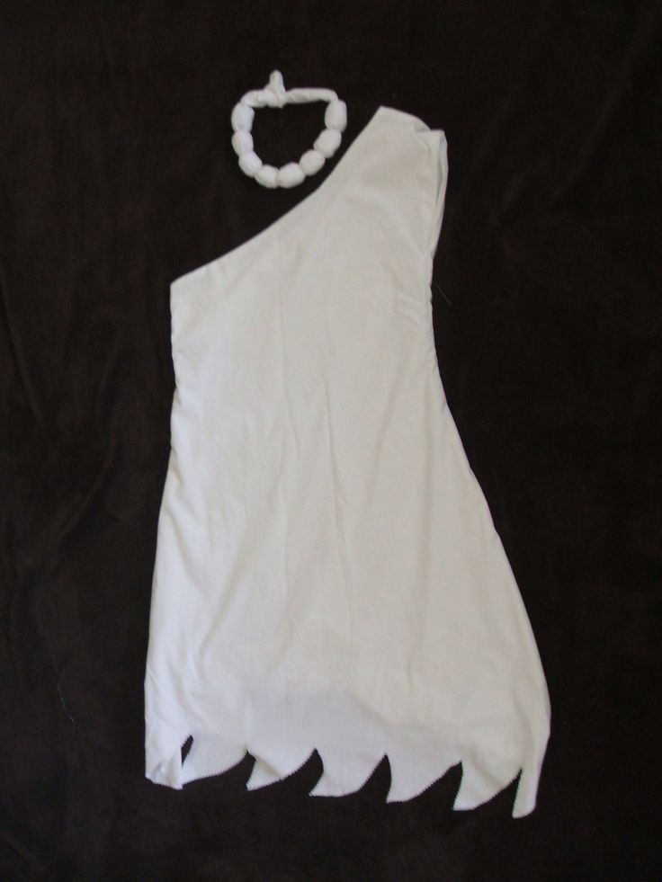 Make your own Wilma Flintstone Costume