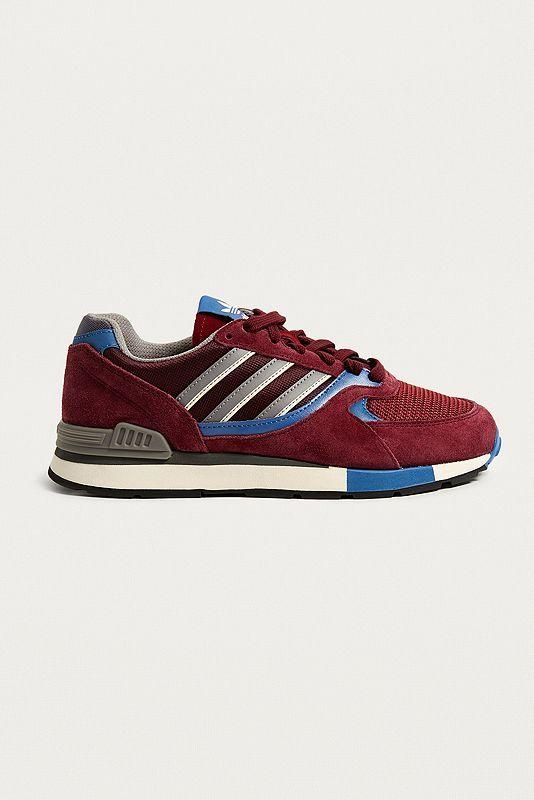 Von Und Aus Netzstoff Diese Wildleder 90ern Den Sneaker Adidas kPXOTZiu