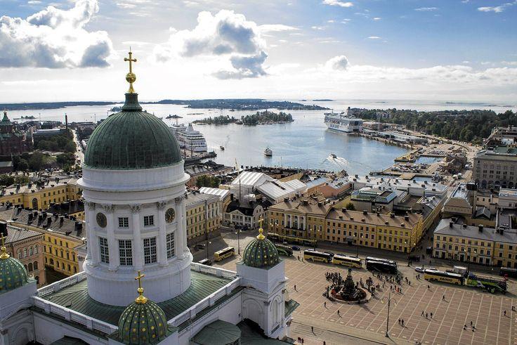 Senaatintori, Helsinki HS 2014