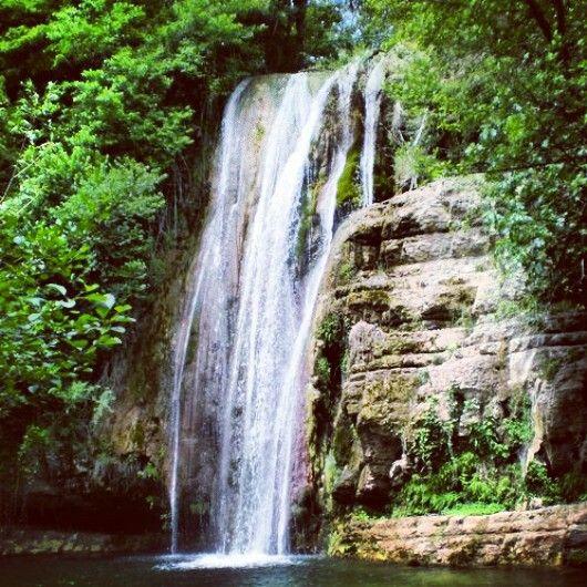 Le Cascate di #Forcella #terredelpiceno #marchetourism #destinazionemarche #piceno #picenopass