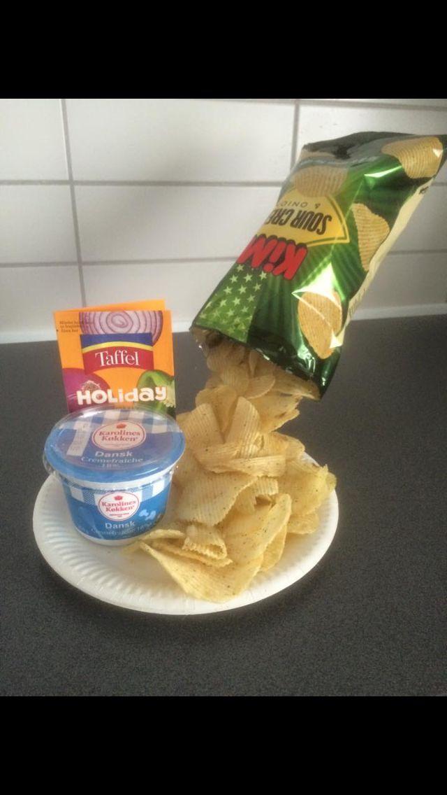 Svæve chips