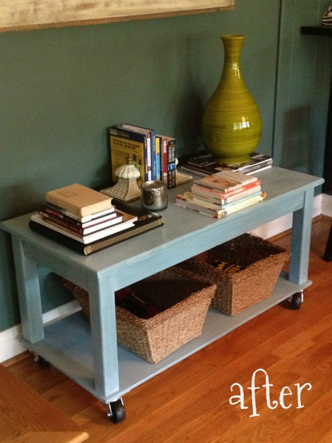 Repurpose An Old Coffee Table Repurposing Furniture Pinterest