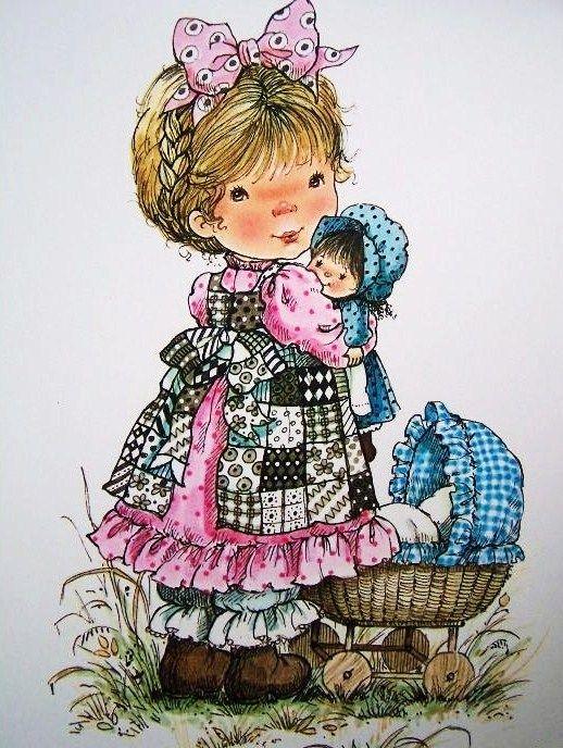 Los dibujos de Mary May son hermosos diseños llenos dealegría, encanto.  Pinceladas de ensueño, ternura ymúltiplesilusiones.