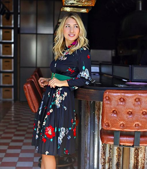 5 floral φορέματα για chic φθινοπωρινές εμφανίσεις - JoyTV