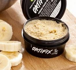 DIY Lush Oatifix Natural Face Mask...who's skin couldn't use a bit of pampering this time of year?? Since I have everything in my cupboard to make this, I take it as a sign to try this tonight.