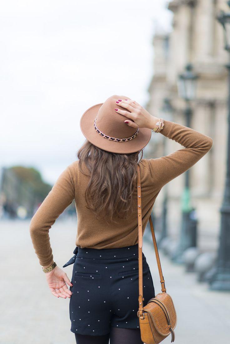 Look city - Short taille haute #ModeFemme #DressMeUp