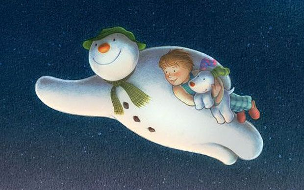 Watch the trailer for The Snowman and The Snowdog, the sequel to Raymond   Briggs' Christmas family classic, The Snowman.