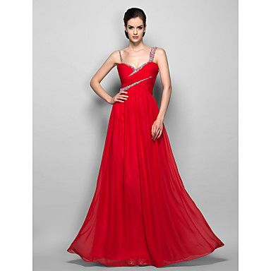 Sheath/Column Straps Floor-length Chiffon Evening/Prom Dress – USD $ 89.69. only available in ruby color that is pictured here. YES, THIS DRESS COMES IN PLUS SIZES, WOO-HOO!! it can be purchased at www.lightinthebox.com. this is a red hot dress!!! the price is low. go salsa the night away you hot mama...