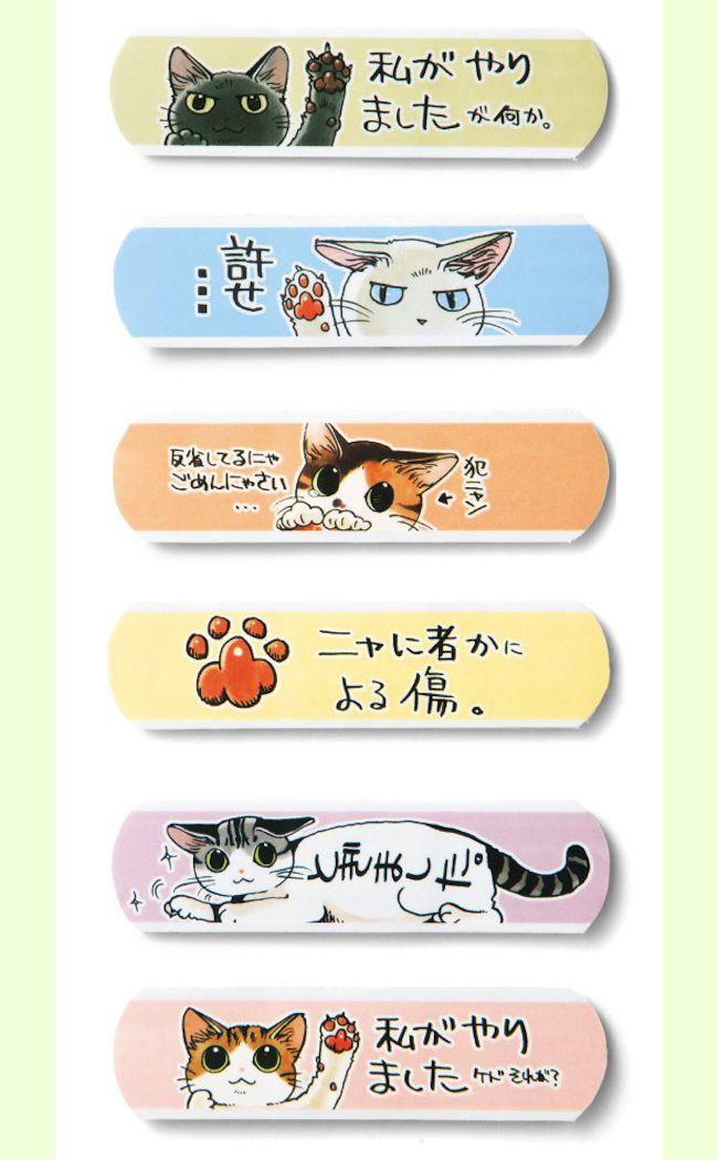 ป กพ นในบอร ด Cat Art