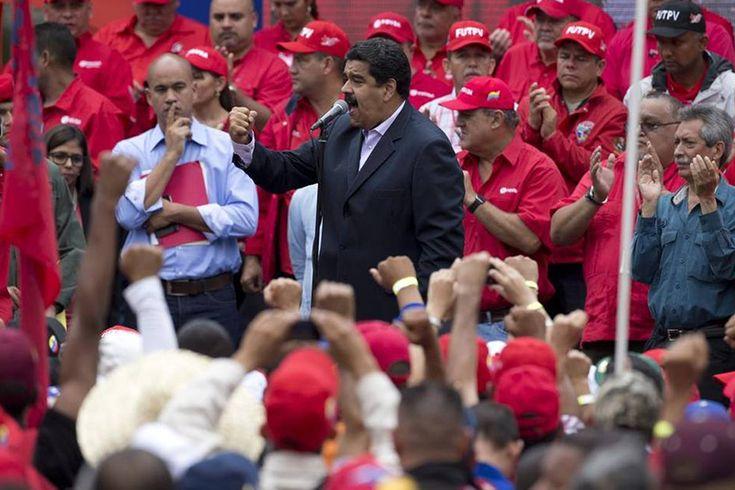 ¡IMPERDIBLE! Los 10 momentos más bochornosos del chavismo en el año 2016 - http://www.notiexpresscolor.com/2016/12/27/imperdible-los-10-momentos-mas-bochornosos-del-chavismo-en-el-ano-2016/