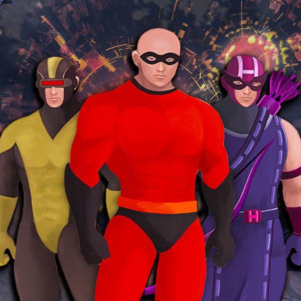 Download Superhero Creator – Super Hero Character Costume Maker & Dress Up Gam… for Mac Free #MacDownloads