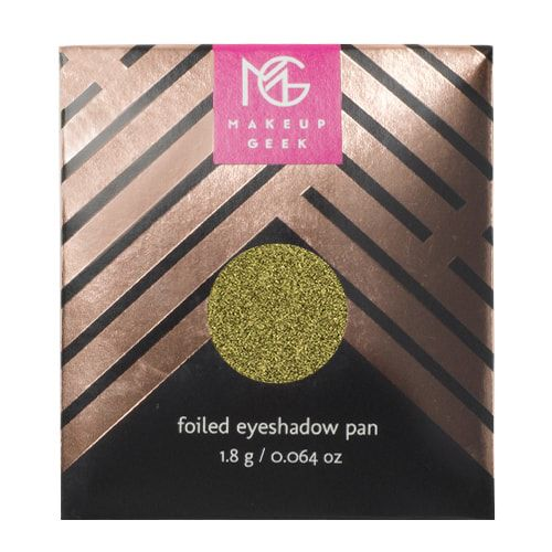 Makeup Geek Foiled Eyeshadow Pan - JESTER