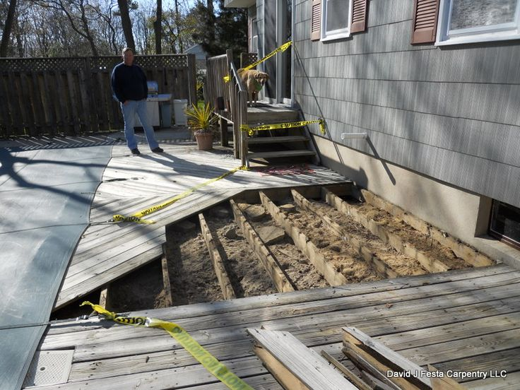 David J Festa Carpentry LLC - Deck Contractor Toms River NJ