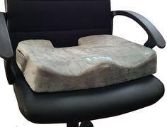 Bael Wellness Seat Cushion for Sciatica, Coccyx, Orthopedic, Tailbone and Backpain