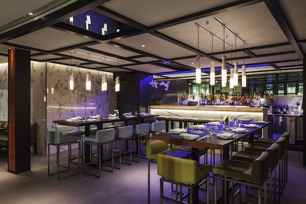 SORAA's LED Lighting Makes The Atmosphere In London's Yauatcha City | lighting.eu