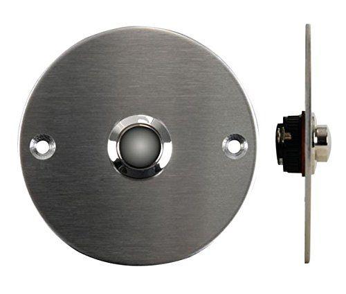 Velleman Klingeltaster aus rostfreiem Stahl, DBB4