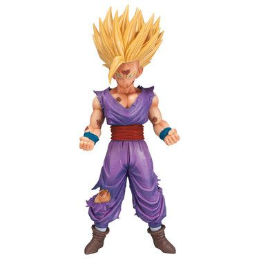 Dragonball Z Master Stars Piece Figur Son Gohan Special Color Version 20 cm