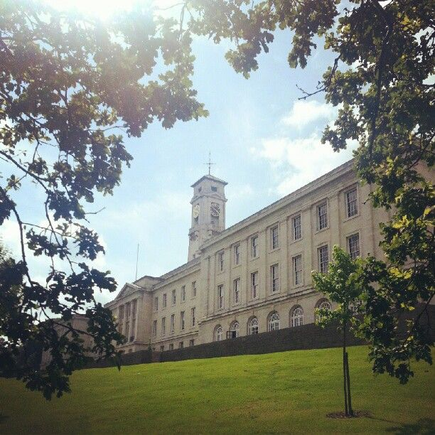 University of Nottingham. My firm choice university.