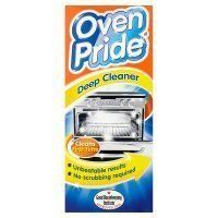 From 6.00 Oven Pride Complete Oven Cleaning Kit 500ml Includes Bag For Cleaning Oven Racks