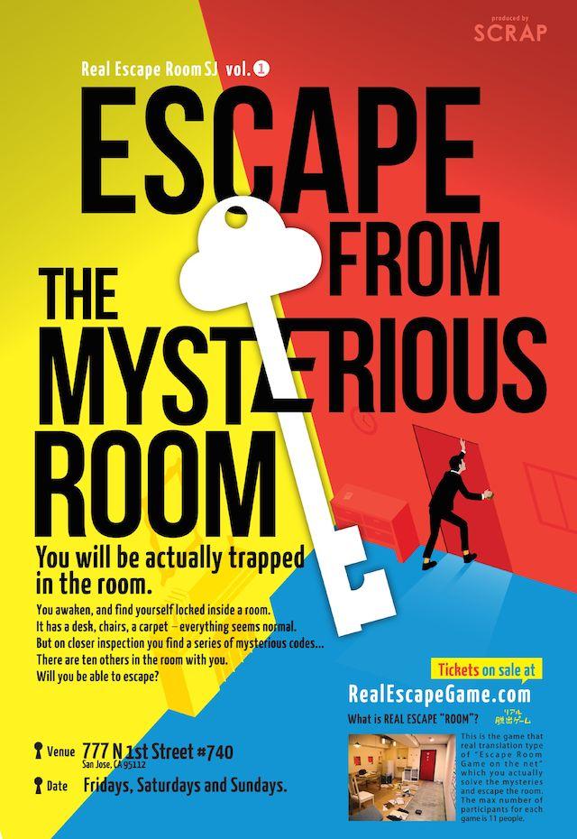 Escape Room Sf Bay Area