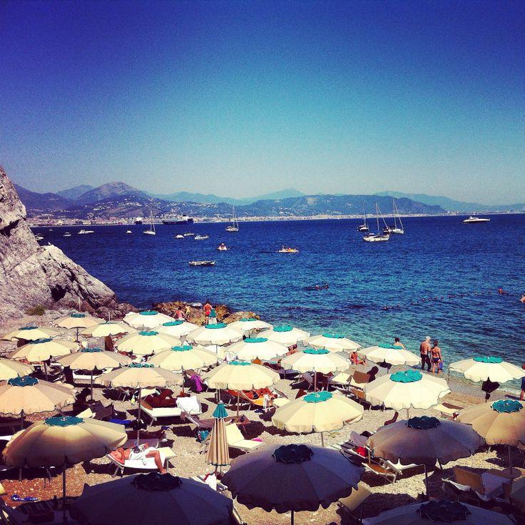 Cetara - spiaggia Hotel Cetus - Costiera Amalfitana - Amalfi Coast