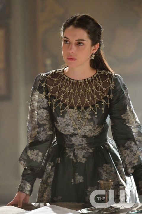 "Reign -- ""No Way Out"" -- Image Number: RE312a_0387.jpg -- Pictured: Adelaide Kane as Mary, Queen of Scots -- Photo: Ben Mark Holzberg/The CW -- © 2016 The CW Network, LLC. All rights reserved."