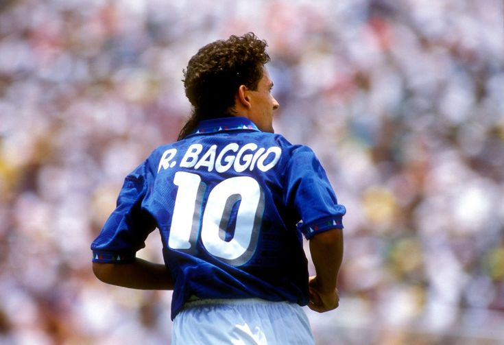 Роберто Баджо – великий футболист, карьеру которого загубил всего 1 неточный удар - ФОТО - ВИДЕО