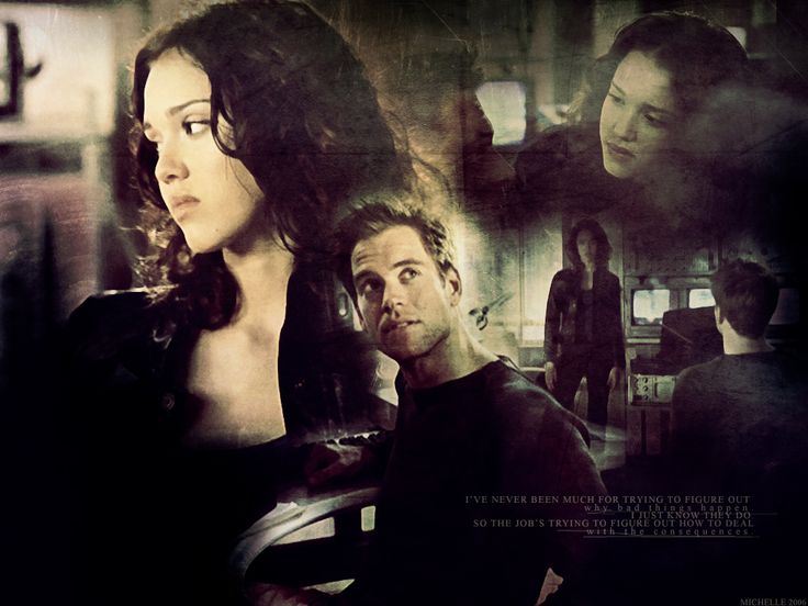 Dark Angel. Used to love this show. Gutted when it was cancelled. Poor Logan never did get his girl. And of course Jensen Ackles played two characters. Twins no less! What more could could you want?