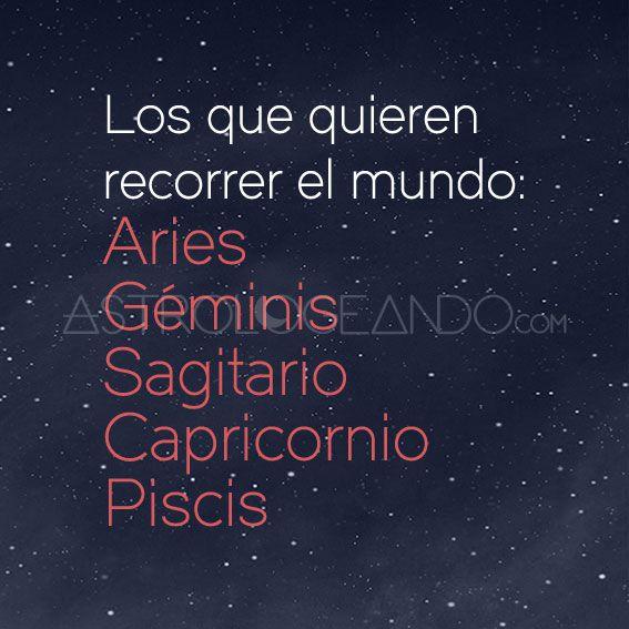 #Aries #Géminis #Sagitario #Capricornio #Piscis #Astrología #Zodiaco #Astrologeando