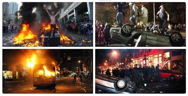 white people rioting for no reason - Google Search