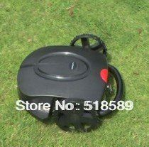 Free Shipping(Only for Russian)Automatic Robot Lawn Mower Have Rain Cover Robot Grass Mower Grass Cutter Automower