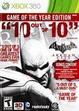 Batman: Arkham City - Game of the Year Edition - Xbox 360, Multi