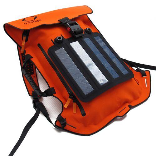 TS09 - Expedition Modular Backpack - orange - 259 euros?