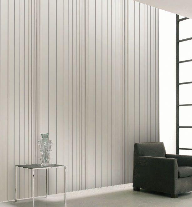 Empapelado - Dinámico beige - Papel de parede