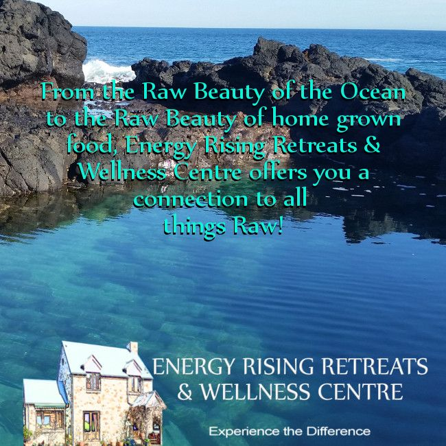 Raw Beauty at https://www.facebook.com/EnergyRisingRetreatsAustralia