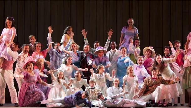 Outlet: The Province  Client: Theatre Under Stars  Title: Titantic Review
